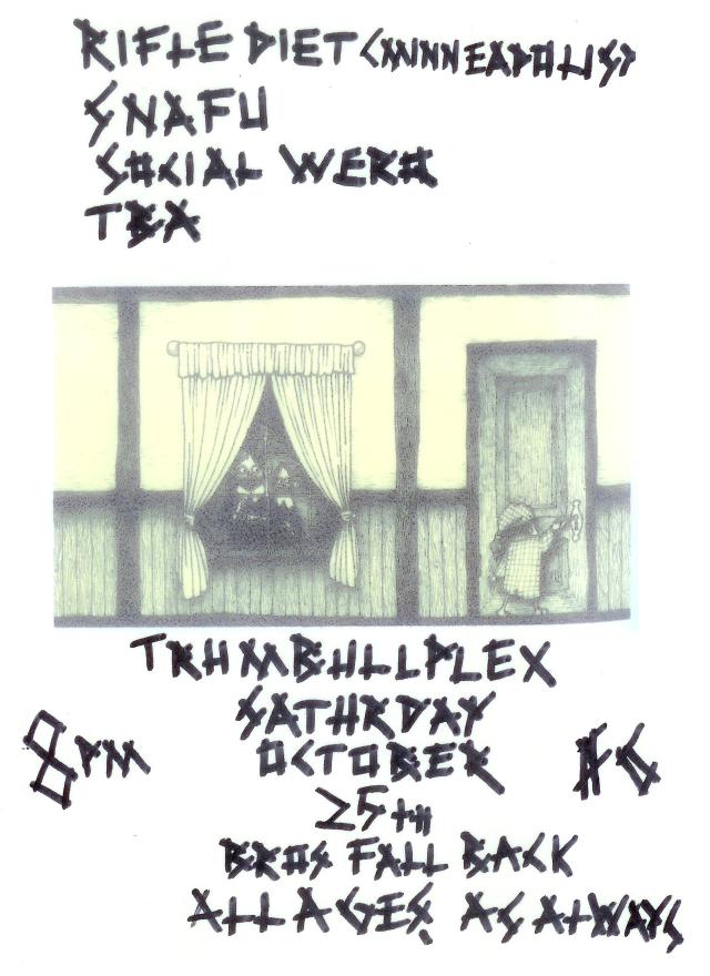 trumbullplex october shows Rifle