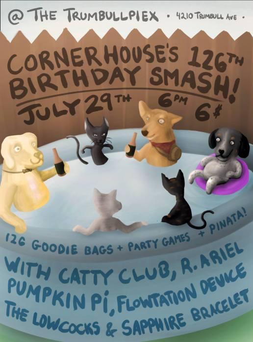 JULY 29TH - https://www.fb.com/events/262216390794230/